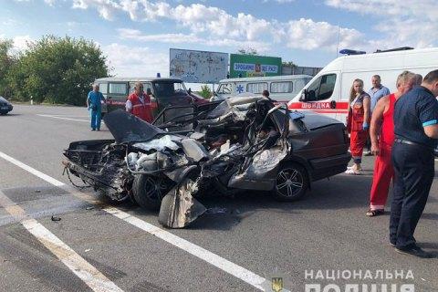 На трасі Одеса-Рені в ДТП загинули троє дорослих і дитина