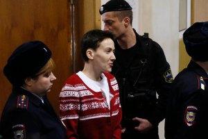 Савченко пригрозила відновити голодування