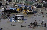 Жертвами землетрусу та цунамі в Індонезії стали понад 2000 осіб