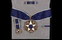 Обама нагородив президента Ізраїлю медаллю