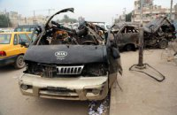 Теракты в Багдаде: 27 жертв