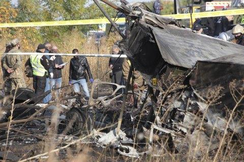 Следователи назвали основную причину катастрофы самолета Ан-26 близ Чугуева