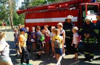 В Киевской области эвакуировали учеников школы из-за сообщения об утечке газа