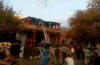 Пьяный постоялец устроил попытку самосожжения в киевском хостеле (обновлено)