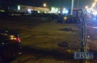 На проспекті Бажана в Києві автомобіль після ДТП збив насмерть пішохода