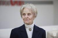 Первая олимпийская чемпионка Украины Нина Бочарова умерла в возрасте 95 лет