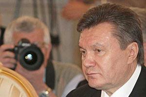 Янукович идет на войну