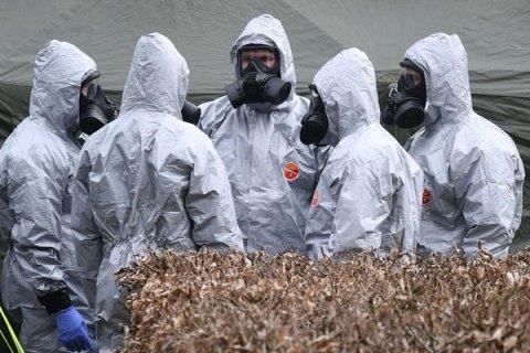 """У день отруєння """"Новачком"""" Скрипалів постраждав ще один британський поліцейський"""