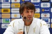 Тренер сборной Украины с сарказмом прокомментировал решение УЕФА