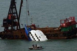 Гонконг: після зіткнення двох суден заарештовано їхній екіпаж