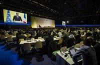 Порошенко предложил основные принципы нового климатического соглашения