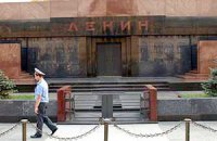 Украинка пыталась покончить с собой у мавзолея Ленина