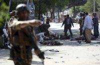 В спортклубе Кабула в результате двух взрывов погибли 20 человек