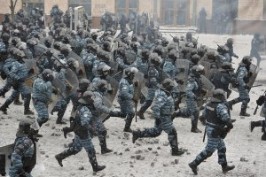 В Українському домі збираються силовики