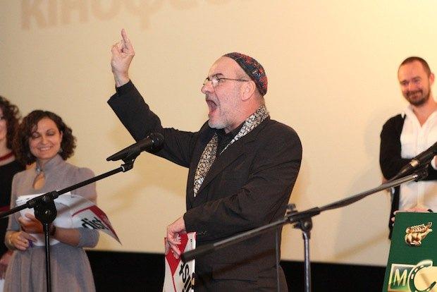 Глава международного жюри 42-й Молодости Золтан Камонди