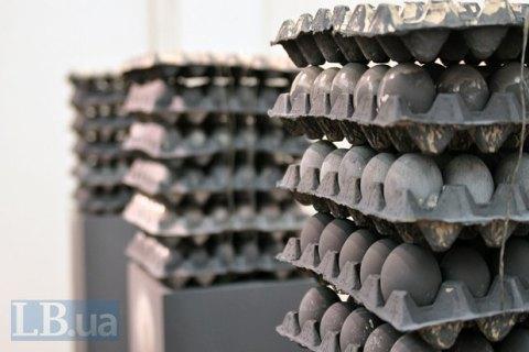 Киевлянин по поддельным накладным вывез с птицефабрики куриных яиц на 800 тыс. гривен