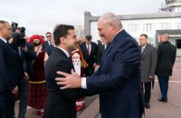 Лукашенко подякував Зеленському за теплий прийом і запросив його до Мінська