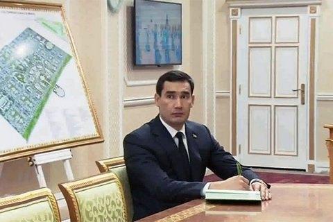 Президент Туркменістану призначив сина міністром