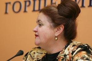 """Григорович розповіла, як """"Наша Україна"""" зможе потрапити в Раду"""
