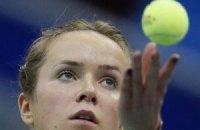 Свитолина остановилась в шаге от финала в Осаке