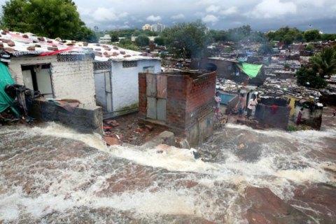 Шторм в Индии: 16 погибших