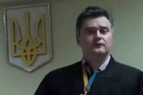 Бывшего замглавы Днепровского суда Киева задержали за аресты активистов Майдана