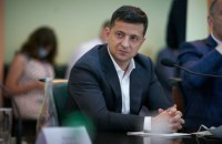 Зеленський пов'язав зростання захворюваності на ковід із передвиборною кампанією