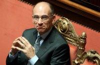 Итальянский премьер пообещал вывести экономику из рецессии