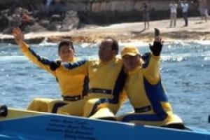Формула 1 на воде: победа украинского духа