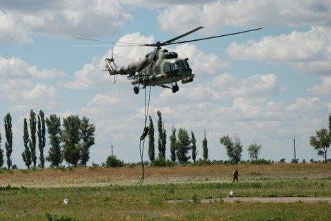 На юге Украины начались военные учения