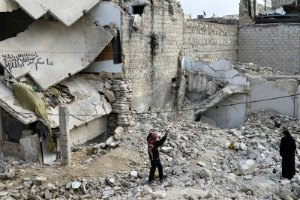"""Amnesty International засудила застосування """"бочкових бомб"""" сирійською армією"""