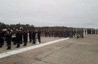Репетицию официального шествия военных ко Дню Независимости курирует Алан Бадоев, - военные