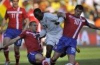 ЧМ 2010: Первый пенальти