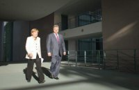 Меркель підтримує план Порошенка з врегулювання ситуації в Україні