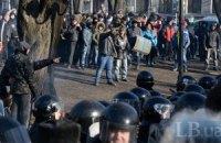 Затримано чотирьох міліціонерів за вивезення зброї зі складів МВС під час Майдану (оновлено)