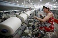 Промпроизводство в Китае сократилось впервые за 3 года