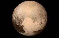 NASA опублікувало кольорове фото Плутона в добрій якості
