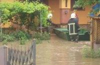 Из-за паводка на Прикарпатье и Буковине введены чрезвычайные меры безопасности, - Аваков