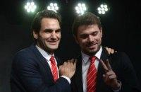 Федерер відібрав у Колоньї звання найкращого спортсмена Швейцарії
