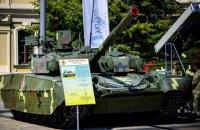 """Турчинов анонсировал """"серьезную программу"""" по закупке танков для ВСУ"""