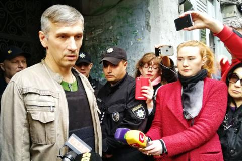 В Мюнхене прооперировали одесского активиста Олега Михайлика (обновлено)