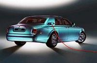 Rolls-Royce не будет выпускать электромобили