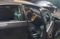 У Києві відбулося пограбування зі стріляниною