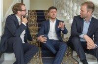 Зеленский: Я скажу Путину, что Крым и Донбасс - это Украина