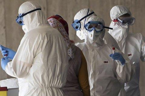 Украина опередила Китай по числу заболевших коронавирусом