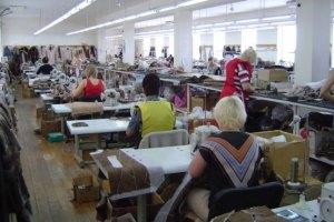В Украине оживает легкая промышленность