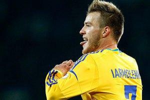 Фоменко: Ярмоленко може стати одним із кращих футболістів Європи