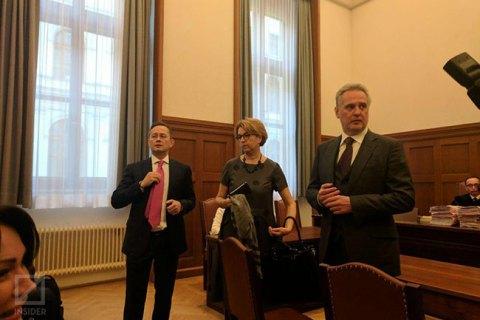 В Вене рассматривается апелляция США на отказ в экстрадиции Фирташа