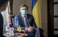 Кулеба: Київ спробує зберегти стратегічні відносини з Грузією