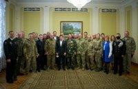 Зеленський: Консультативна рада у справах ветеранів може брати участь у розробці законопроєкту про приватні військові компанії